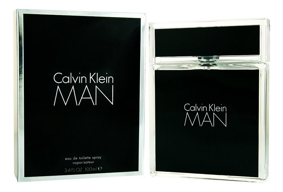 Calvin Klein Man: туалетная вода 100мл водолазка calvin klein calvin klein ca105ewgive8
