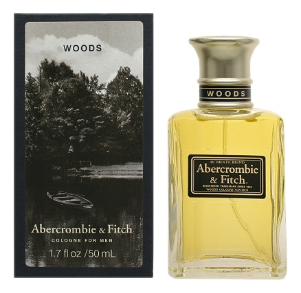 Abercrombie & Fitch Woods Винтаж: одеколон 50мл