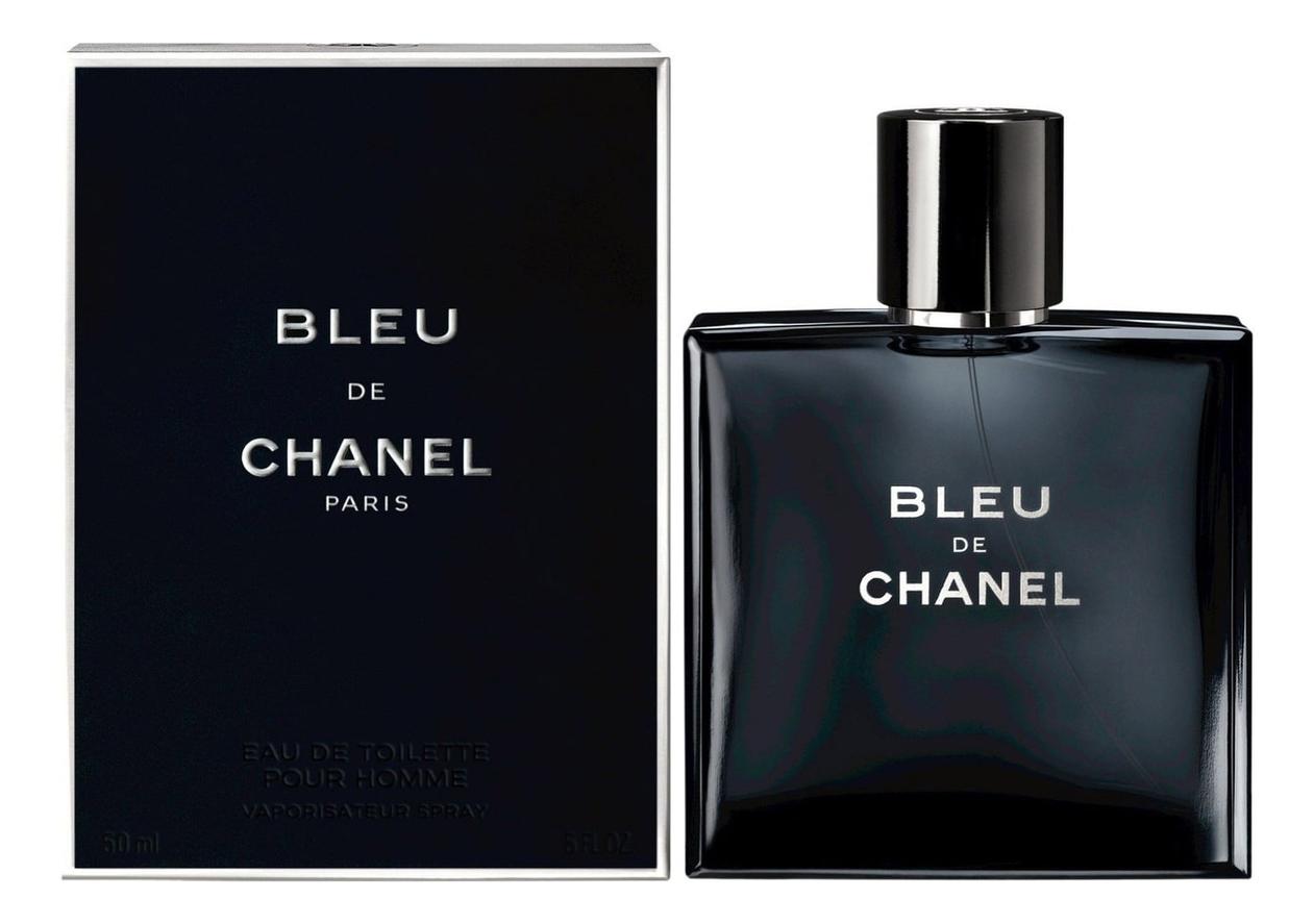 Chanel Bleu de Chanel: туалетная вода 50мл chanel n 5 leau туалетная вода 50 мл