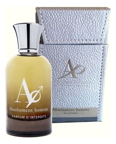цены Absolument Homme: парфюмерная вода 100мл