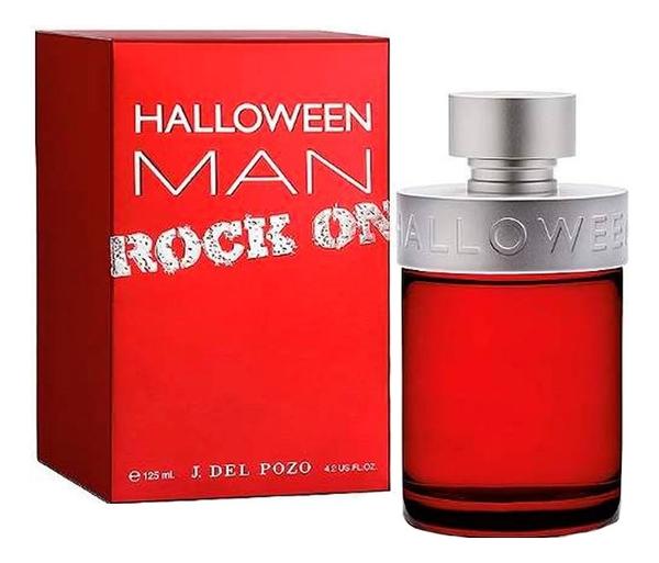 J.Del Pozo Halloween Men Rock: туалетная вода 125мл
