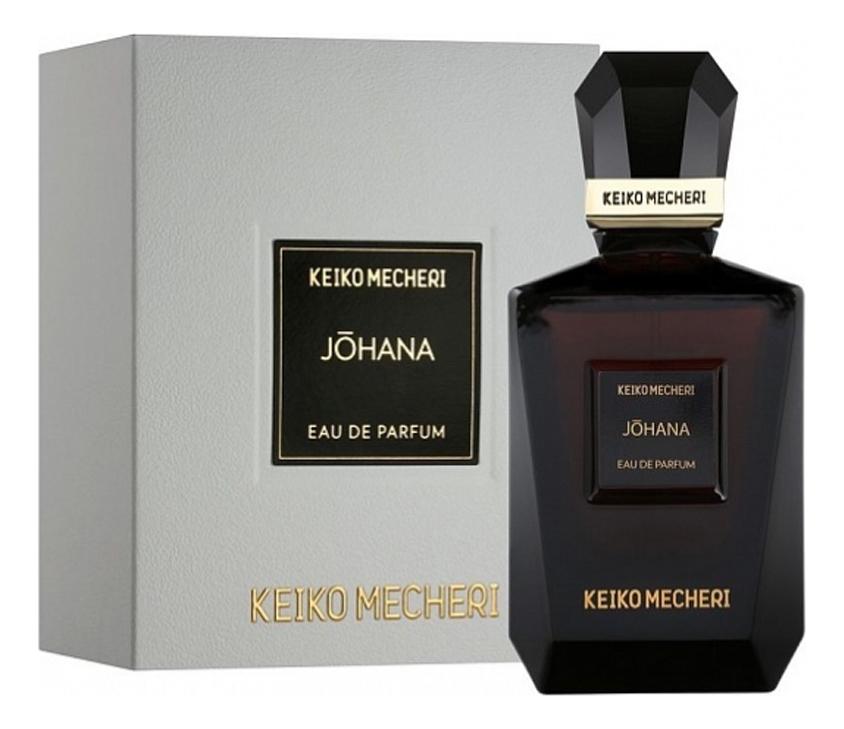 Keiko Mecheri Johana : парфюмерная вода 75мл keiko mecheri tarifa парфюмерная вода 75мл