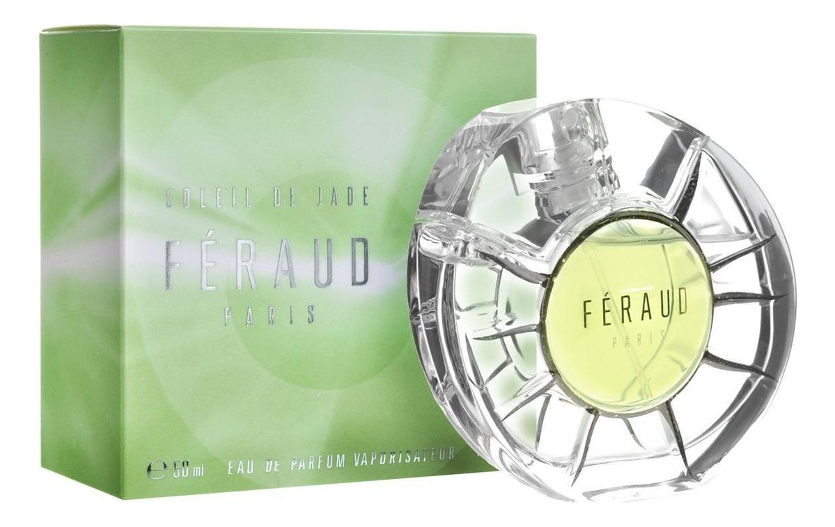 Feraud Soleil de Jade: парфюмерная вода 50мл louis feraud vintage шелковое платье 80 е