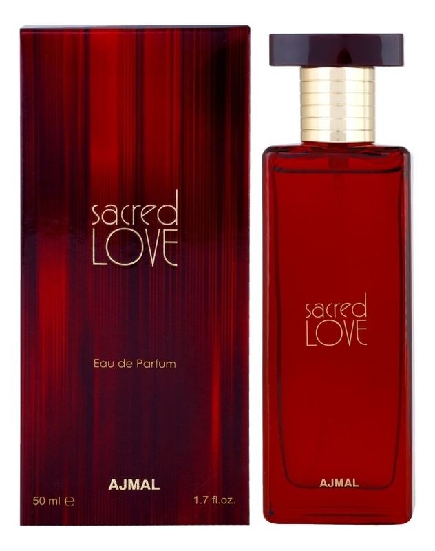 Ajmal Sacred Love: парфюмерная вода 50мл ajmal blu femme парфюмерная вода 50мл