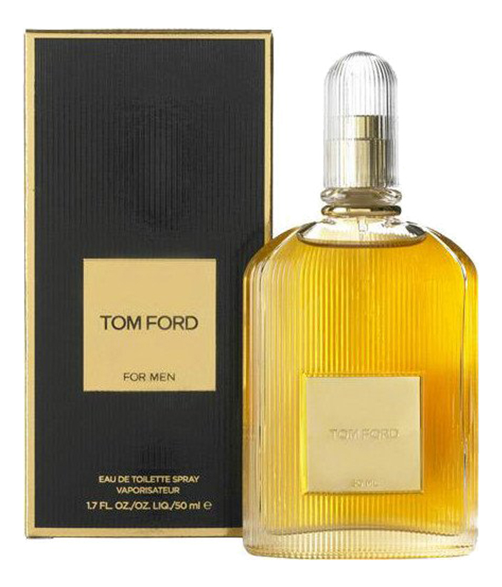 Tom Ford For Men: туалетная вода 50мл tom farr pants for men t m7000 55