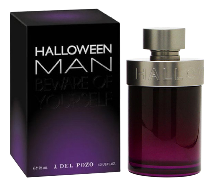 J.Del Pozo Halloween Man (Beware of Yourself): туалетная вода 125мл