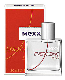 Mexx Energizing for Man: туалетная вода 30мл mexx туалетная вода 50 мл mexx forever classic man