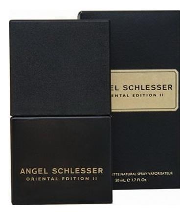 Angel Schlesser Oriental Edition II: туалетная вода 50мл angel schlesser ambre frais femme