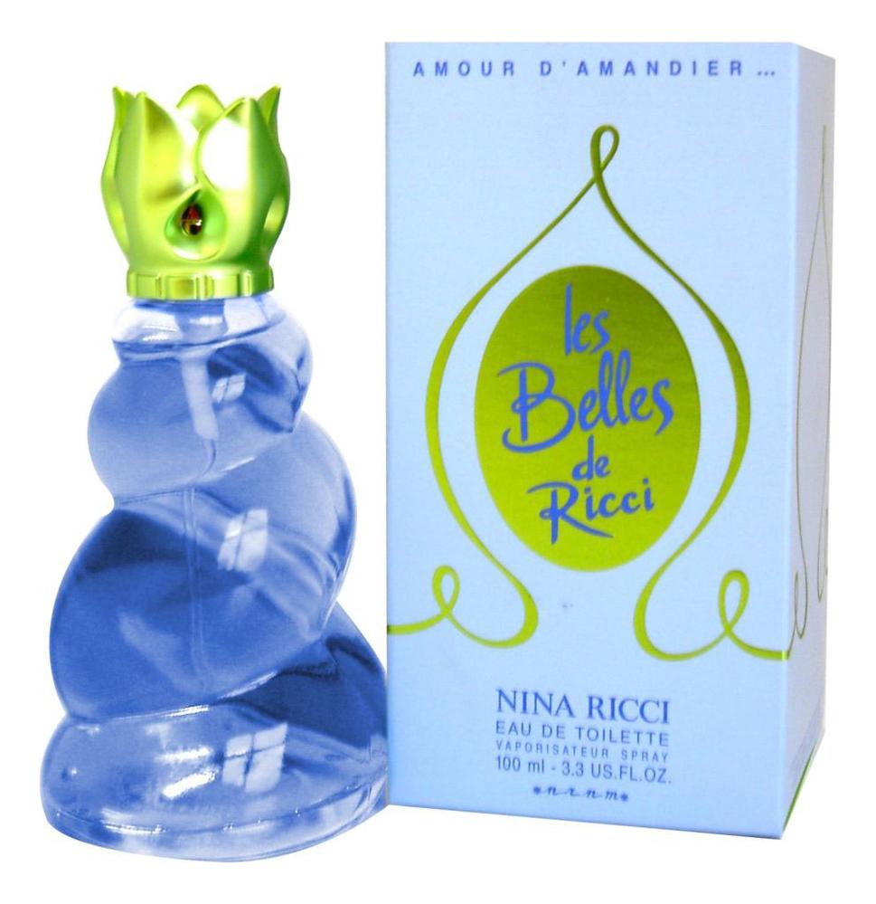 Nina Ricci Les Belles de Ricci Amour d`Amandier (Almond Amour): туалетная вода 100мл nina ricci les belles de ricci liberte acidulee liberty fizz дезодорант 100мл