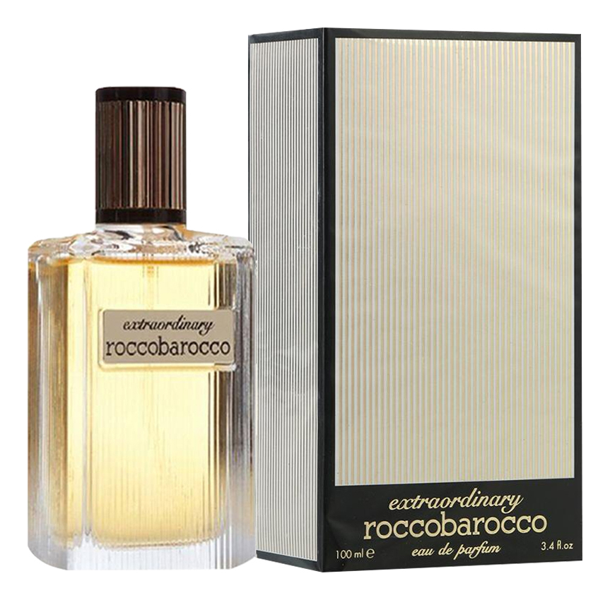 Roccobarocco Extraordinary for Her: парфюмерная вода 100мл пиджак бархат roccobarocco