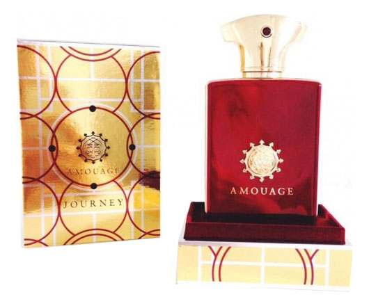 Amouage Journey for men: парфюмерная вода 50мл amouage love mimosa парфюмерная вода 50мл