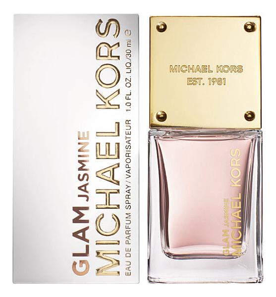 Michael Kors Glam Jasmine: парфюмерная вода 30мл michael kors sporty citrus парфюмерная вода 30мл