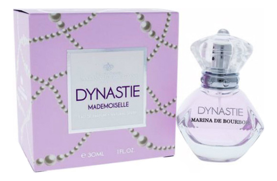 Marina de Bourbon Dynastie Mademoiselle: парфюмерная вода 30мл блуза persona by marina rinaldi persona by marina rinaldi pe025ewdocu9