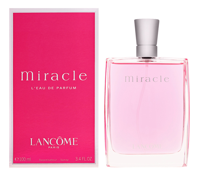 Lancome Miracle: парфюмерная вода 100мл lancome miracle