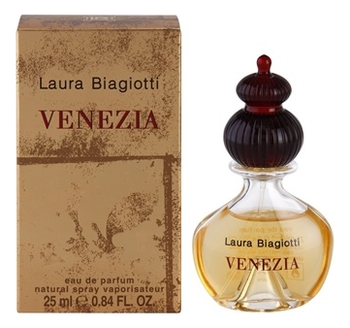 Laura Biagiotti Venezia 2011: парфюмерная вода 25мл laura biagiotti venezia туалетная вода 25 мл