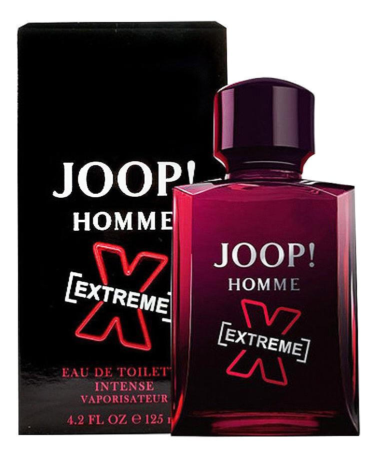 Joop Homme Extreme: туалетная вода 125мл joop homme summer ticket