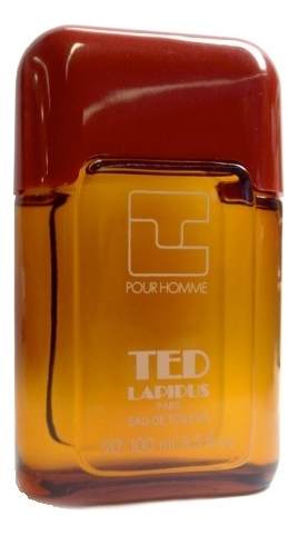 Ted Lapidus For Men 1978: туалетная вода 100мл тестер ted hughes collected poems for children