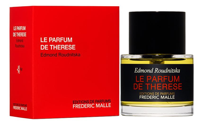 Frederic Malle Le Parfum de Therese: парфюмерная вода 50мл frederic malle bigarade concentree eau de parfum
