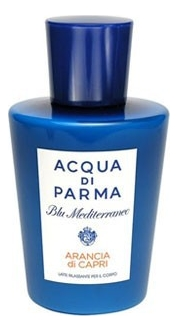 Acqua Di Parma Arancia Di Capri: молочко для душа 200мл di