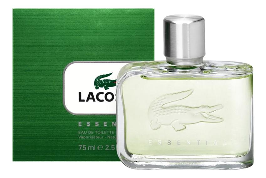 Lacoste Essential pour homme: туалетная вода 75мл lacoste cool play туалетная вода 75мл