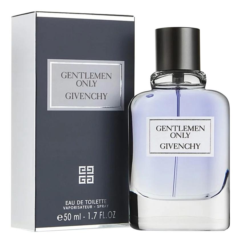 Givenchy Gentlemen Only: туалетная вода 50мл