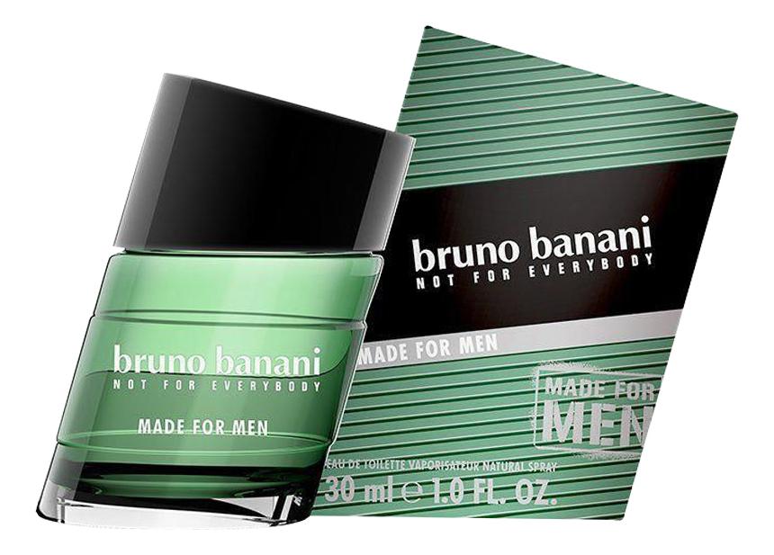 Bruno Banani Made For Men: туалетная вода 30мл