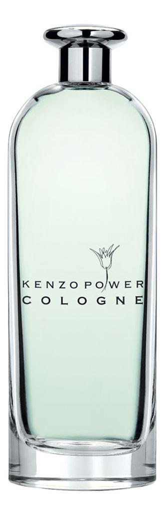 Kenzo Power Cologne: одеколон 125мл тестер