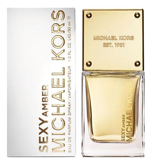 Michael Kors Sexy Amber: парфюмерная вода 30мл michael kors kors парфюмерная вода 30мл