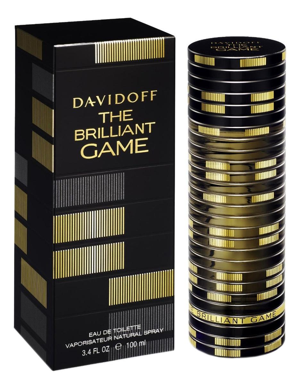 Davidoff The Brilliant Game: туалетная вода 100мл туалетная вода davidoff davidoff da259lmiwr52