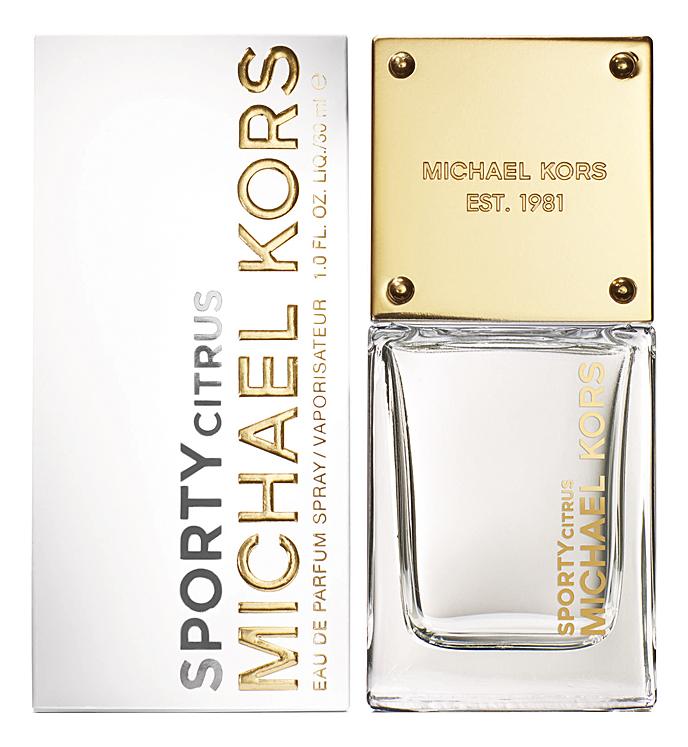 Michael Kors Sporty Citrus: парфюмерная вода 30мл michael kors sporty citrus парфюмерная вода 30мл