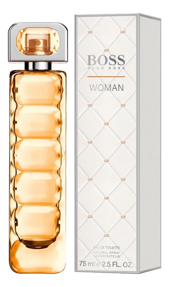 Hugo Boss Boss Orange: туалетная вода 75мл