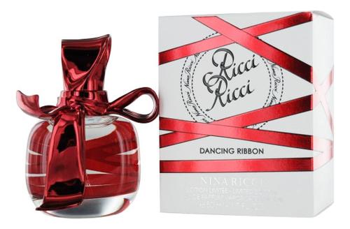 Nina Ricci Ricci Ricci Dancing Ribbon: парфюмерная вода 50мл сабо dino ricci trend dino ricci trend mp002xm22fo2