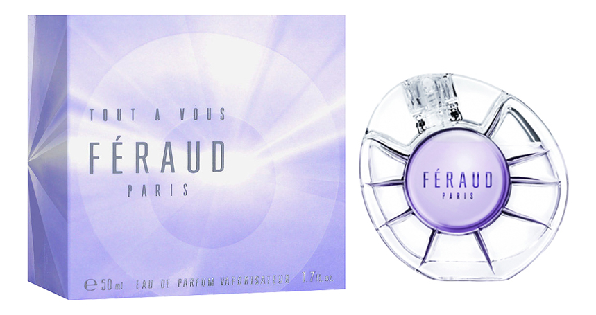 Feraud Tout A Vous: парфюмерная вода 50мл louis feraud vintage шелковое платье 80 е