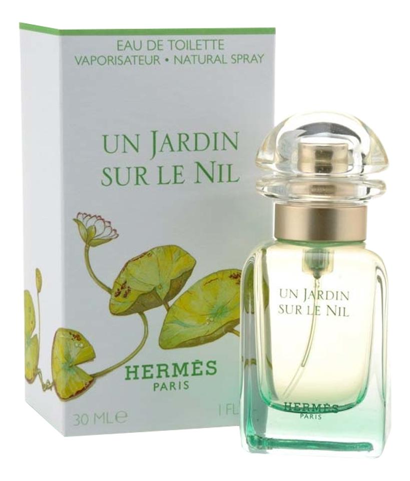 Hermes Un Jardin Sur le Nil: туалетная вода 30мл hermès un jardin sur le nil lait parfumé pour le corps