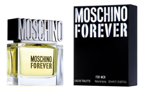 Moschino Forever men: туалетная вода 30мл