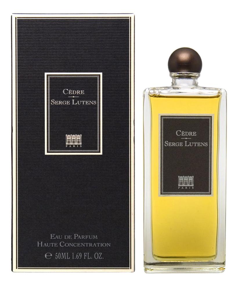 Serge Lutens Cedre: парфюмерная вода 50мл serge lutens l eau serge lutens парфюмерная вода 50мл