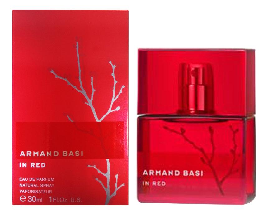Armand Basi in Red eau de parfum: парфюмерная вода 30мл