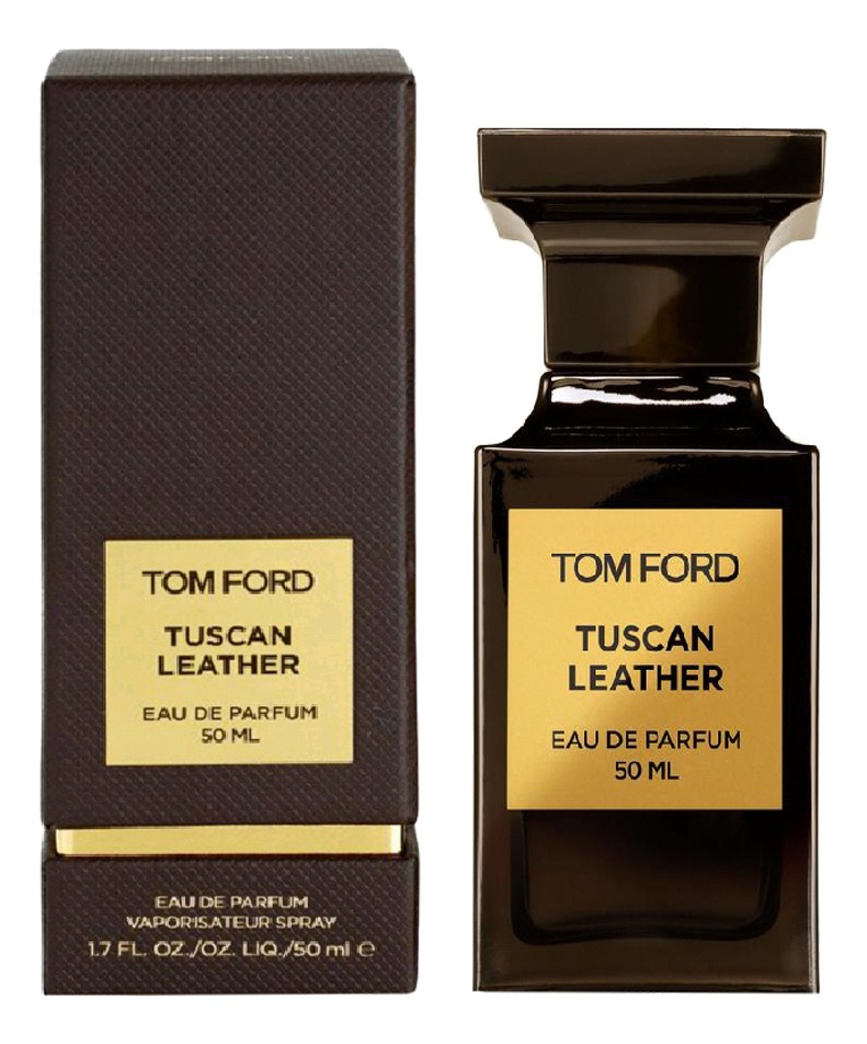 Tom Ford Tuscan Leather: парфюмерная вода 50мл tom ford oud wood парфюмерная вода 50мл