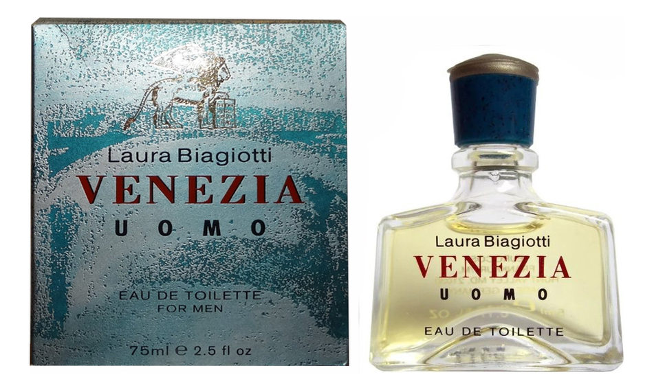 Laura Biagiotti Venezia Uomo: туалетная вода 75мл laura biagiotti roma uomo туалетная вода 75 мл