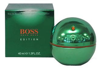 Hugo Boss Boss In Motion Green: туалетная вода 40мл