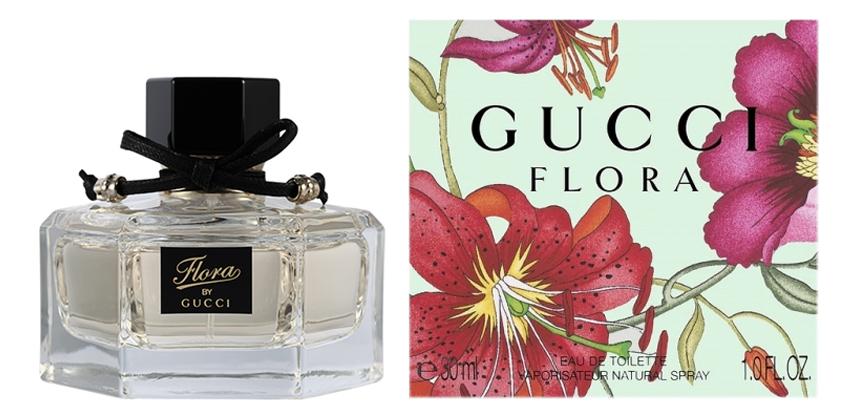 Gucci Flora by Gucci: туалетная вода 30мл духи gucci 305090ml
