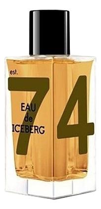 Iceberg Eau de Iceberg Amber: туалетная вода 100мл тестер шарф iceberg iceberg ic461gwbqhg7