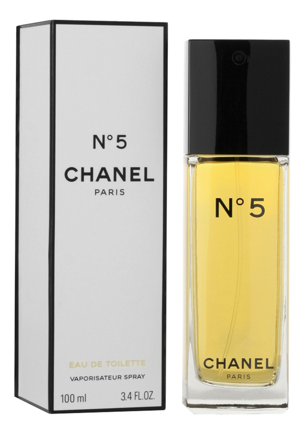 Chanel No5 Eau de Toilette: туалетная вода 100мл chanel no5 дезодорант 100мл
