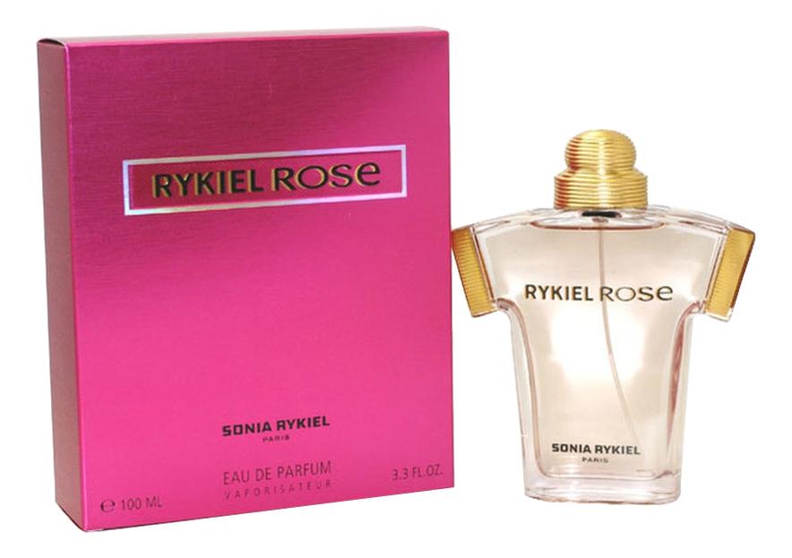 Sonia Rykiel Rose: парфюмерная вода 100мл sonia rykiel l eau de sonia rykiel парфюмерная вода 50мл