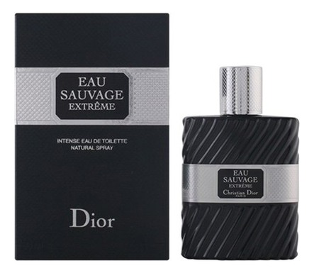 Christian Dior Eau Sauvage Extreme: туалетная вода 50мл туалетная вода christian dior sauvage 100 мл мужская