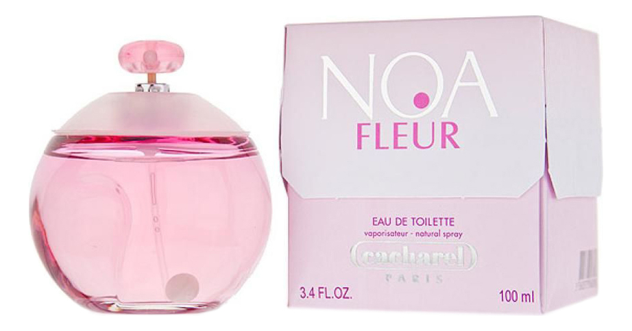 Cacharel Noa Fleur: туалетная вода 100мл cacharel noa summer 2012 туалетная вода тестер 50 мл
