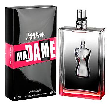 Jean Paul Gaultier Ma Dame Eau de Parfum: парфюмерная вода 75мл jean paul gaultier by jean paul gaultier eau de toilette spray 2 5 oz