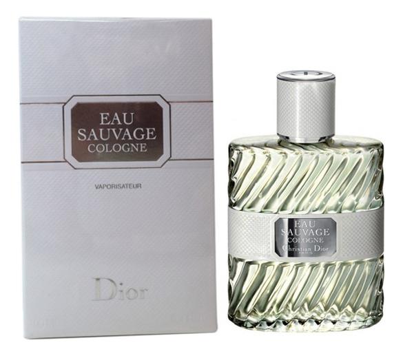 Christian Dior Eau Sauvage Cologne: одеколон 50мл dior eau sauvage parfum