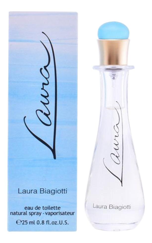 Laura Biagiotti Laura: туалетная вода 25мл laura biagiotti venezia туалетная вода 25 мл
