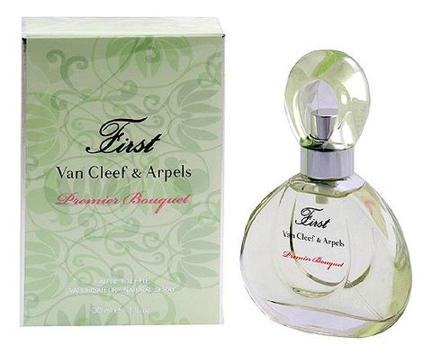 Van Cleef & Arpels First Premier Bouquet for women: туалетная вода 30мл